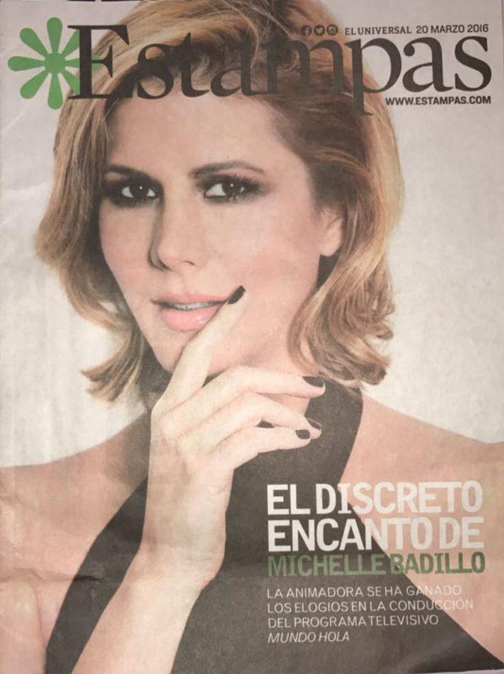 El discreto encanto de Michelle Badillo - www.michellebadillo.com