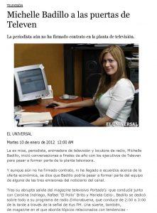 Michelle Badillo a las puertas de Televen - EL UNIVERSAL-page-001