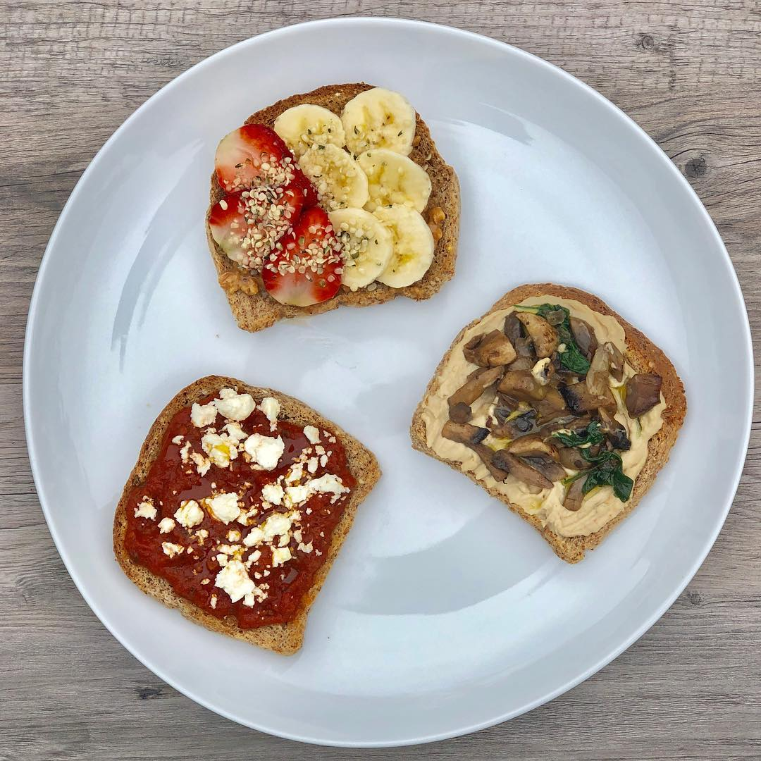 Desayuno Vegetariano